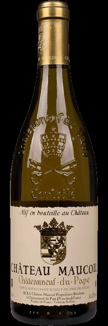 Château Maucoil Chateauneuf-du-Pape Blanc (bio)