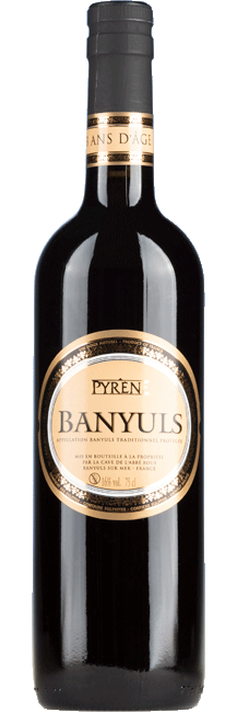 Pyrene Banyuls