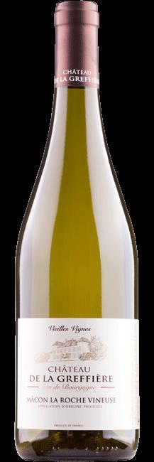 Château de la Greffiere Macon Vieilles Vignes Blanc