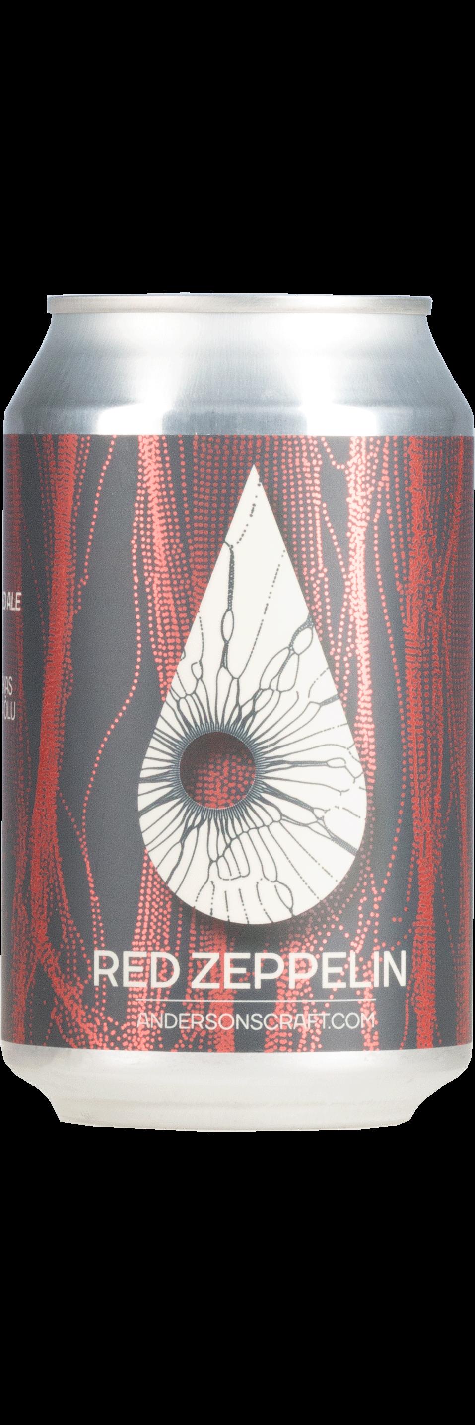 Anderson's Craft Red Zeppelin