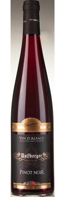Wolfberger Pinot Noir d'Alsace